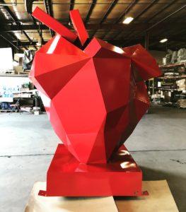 Grand Rapids Artprize Corazón Partido-2